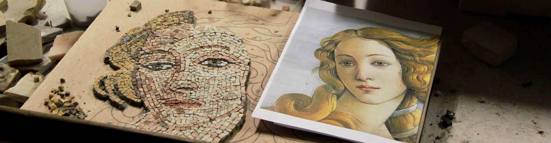 Laboratori di Archeologia Affresco e Mosaico